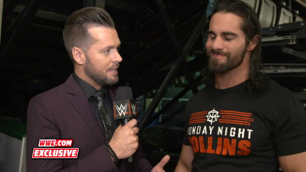 Seth Rollins wants a rematch with Finn Bálor: WWE.com Exclusive, March 19, 2018