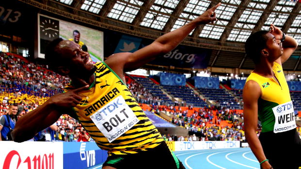 Bolt-Hammer! Jamaikaner wird Fußballer
