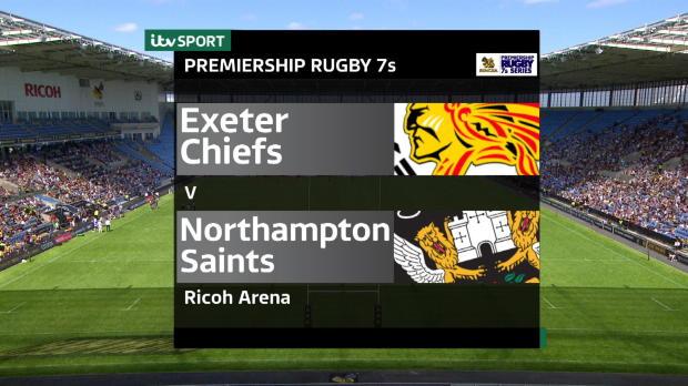 Aviva Premiership - Singha Rugby 7s - Exeter Chiefs v Northampton Saints