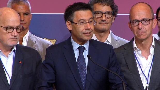 Bartomeu als Barca-Präsident bestätigt
