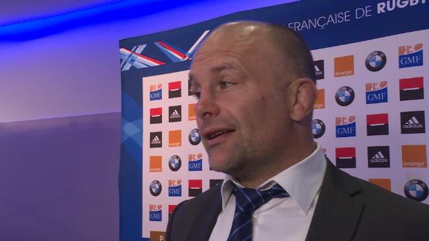 XV de France - Bru - 'Un final assez exceptionnel'