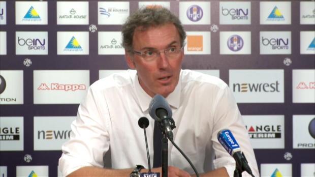 PSG - Blanc demande du temps pour David Luiz