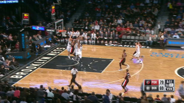 Block of the Night - Rondae Hollis-Jefferson