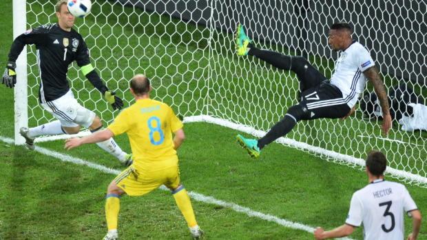 EM 2016: Drei Deutsche im Team des Turniers