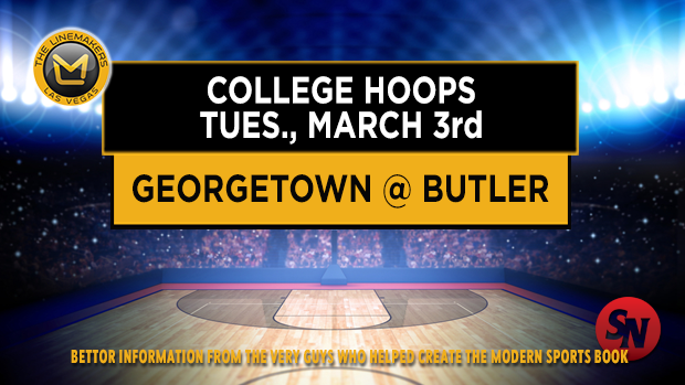 Georgetown at Butler