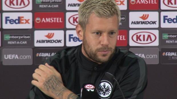 """Russ über Eintracht-Fans: """"Bilder fürs Leben"""""""