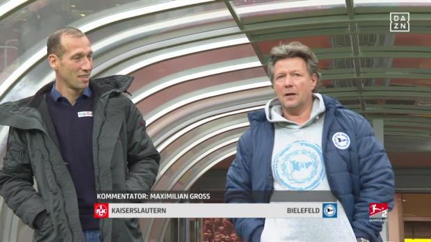 1. FC Kaiserslautern - Arminia Bielefeld