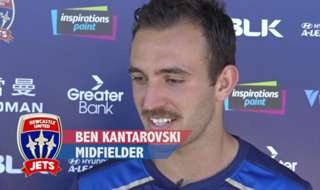 Ben Kantarovski reflects on his Hyundai A-League debut in 2008, equalling Tarek Elrich's Hyundai A-League appearance record for the Club, plus Saturday's clash with Melbourne Victory at AAMI Park.