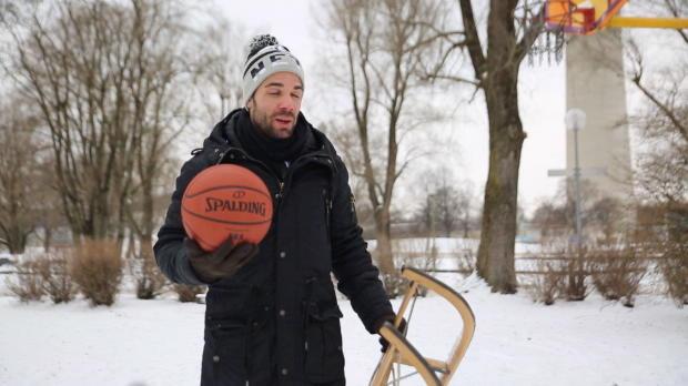 Fastbreak: Snow-Edition mit Dirk und Dennis
