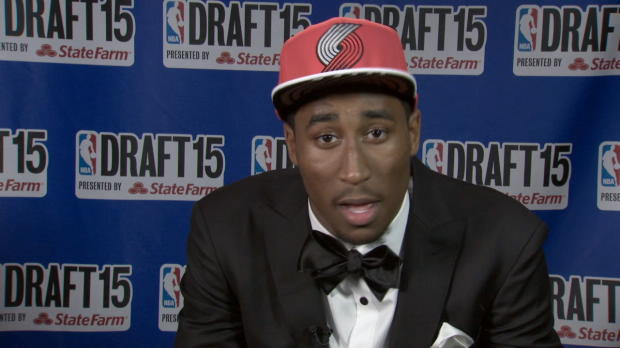 Rondae Hollis-Jefferson Draft Night Interview