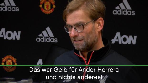 Klopp: Darum ging es im Streit mit Mourinho