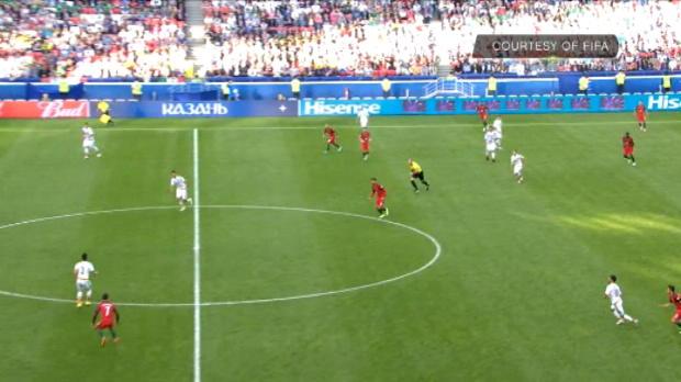 كرة قدم: كأس القارات: البرتغال 2-2 المكسيك