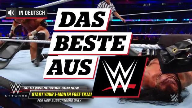 wwe network deutsch