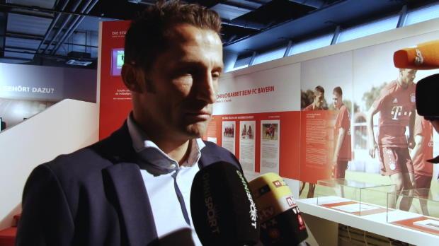 """Salihamidzic vor Atletico: """"Sehr optimistisch"""""""