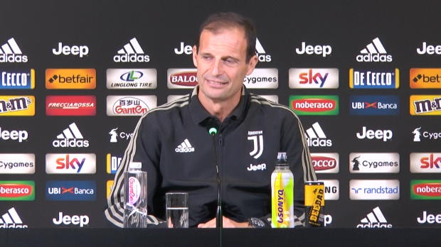 """Juve-Coach Allegri: """"Ronaldo war genervt"""""""