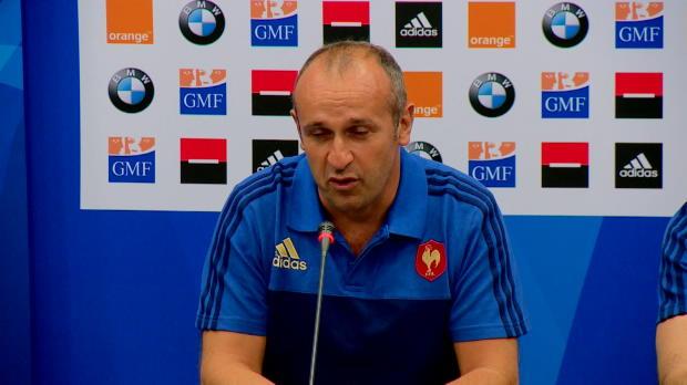 XV de France - PSA - 'Atteindre le pic de forme contre l'Italie'