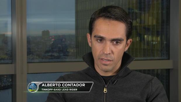 """Contador: """"Valverde luchar� por la victoria en el Giro"""""""