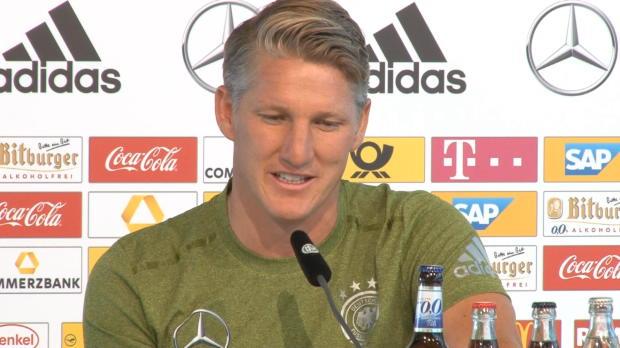 """Schweinsteiger: """"Kein Problem mit Mourinho"""""""