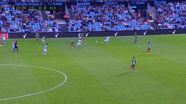 LaLiga: Celta Vigo - Alaves | DAZN Highlights
