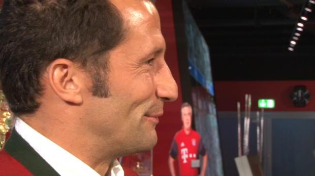 Salihamidzic: Arsenal aus Stadion geschossen