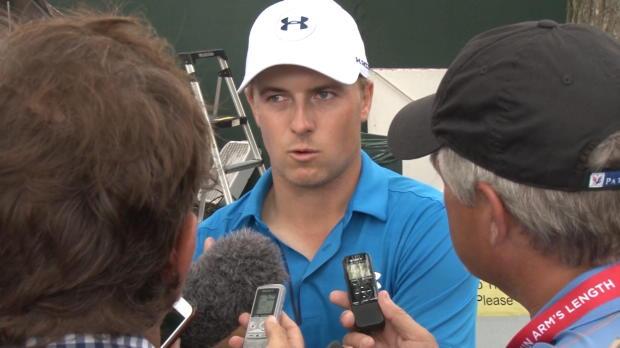 """Golf: Spieth: """"Ryder Cup wie Major-Sieg"""""""