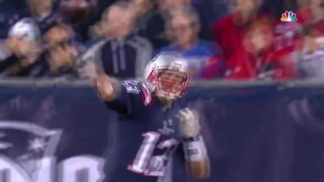 Tom Brady Top 5 throws | Week 7