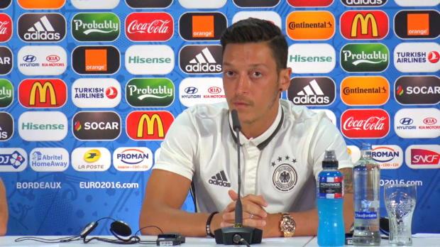 EM 2016: Özil: Wollen Italien-Trauma besiegen