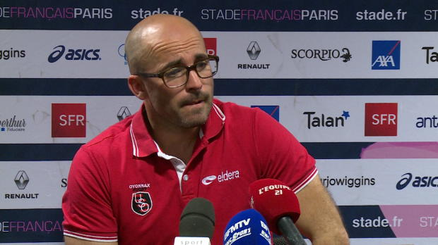 Top 14 - 23e j. : Authier tacle sev�rement ses joueurs