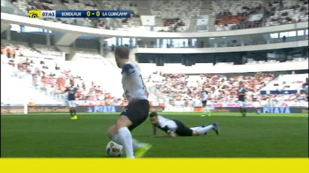 كرة قدم: الدوري الفرنسي: بوردو 3-0 غانغان