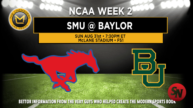 SMU at Baylor
