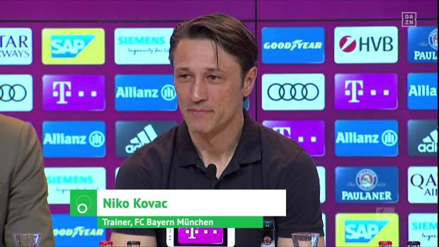 """Kovac nach Titelgewinn: """"Haben Großes geleistet"""""""