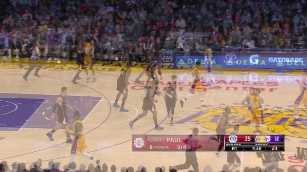 WSC: Highlights: Brandon Ingram (21 points) vs. the Clippers, 3/21/2017