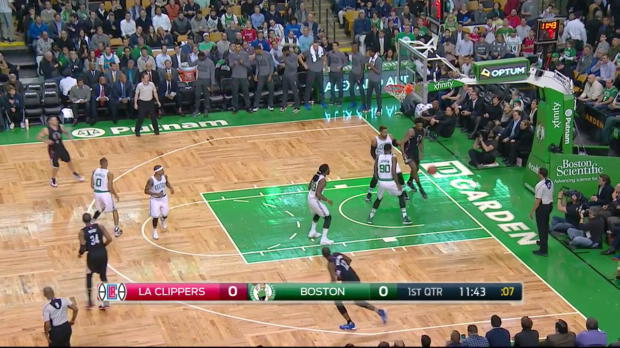 WSC: Highlights: JJ Redick (27 points) vs. the Celtics, 2/10/2016