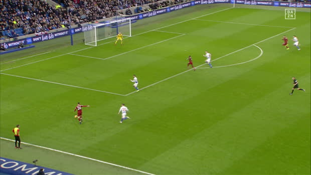 Premier League: Brighton - Liverpool | DAZN Highlights