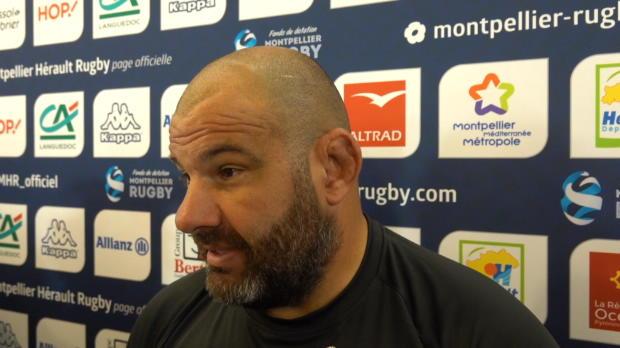 Rugby : Top 14 - 7e j. : Collazo : ''On va bientôt arrêter de faire rire''