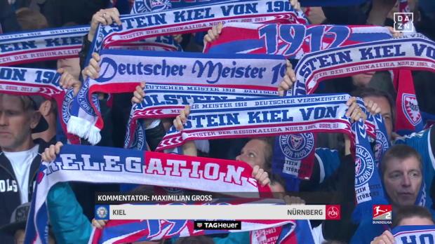 Holstein Kiel - 1. FC Nürnberg