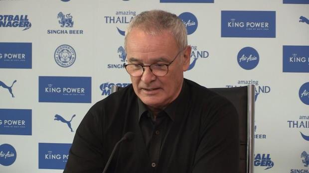"""Ranieri zu Leicester-Hype: """"Druck? Nur Spaß!"""""""