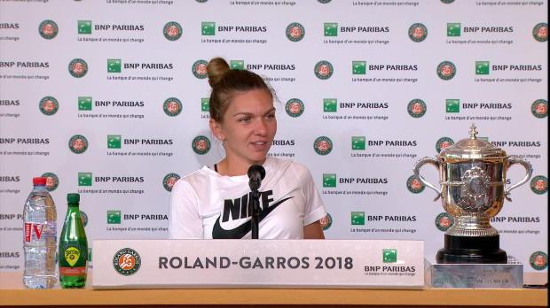 """French Open: Halep """"froh"""" über Australien-Pleite"""