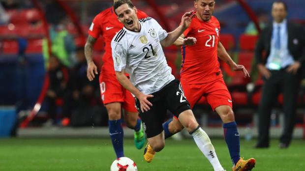 Confed Cup: DFB-Elf nur mit Remis gegen Chile