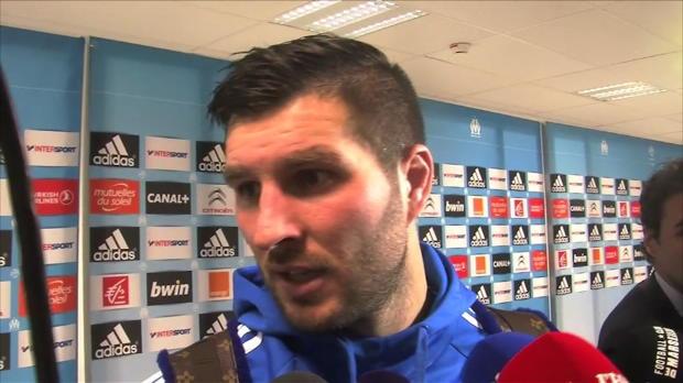 André-Pierre Gignac fait part de sa satisfaction après la victoire de Marseille contre Bordeaux dimanche (3-1). Il confie que les Olympiens étaient frustrés après avoir perdu 3 de leurs 4 derniers matchs.