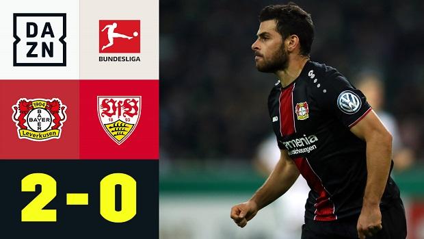 Bundesliga: Bayer 04 Leverkusen - VfB Stuttgart | DAZN Highlights