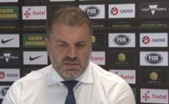 Caltex Socceroos boss Ange Postecoglou speaks about playing in front of the home crowd in Melbourne for the crucial qualifier against Thailand.
