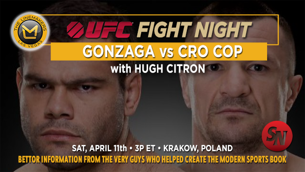 UFC Fight Night Gonzaga Cro Crop