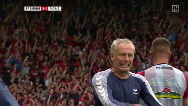 Bundesliga: SC Freiburg - FSV Mainz 05   DAZN Highlights