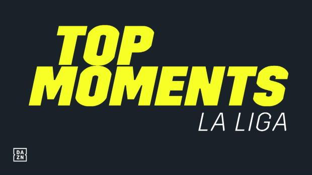 Top-Moments: Stuani schockt Barca