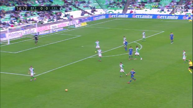 Real Betis - Celta Vigo