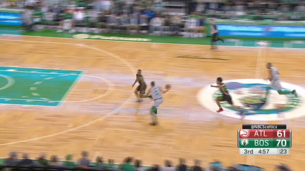 Dunk Of The Night: Jayson Tatum