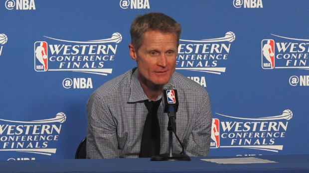 "Kerr: ""Curry sieht aus wie zwölf"""