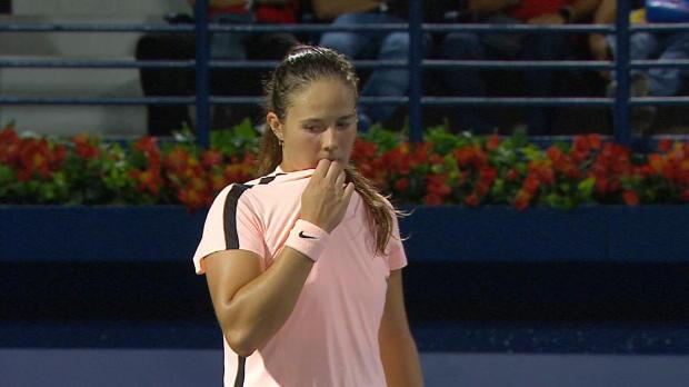 Tennis : Dubaï - Kasatkina s'offre Muguruza et file en finale