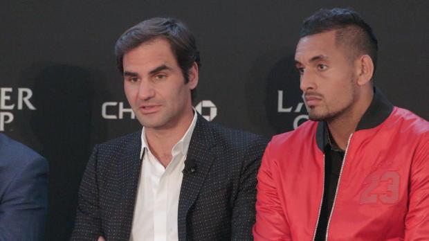 Federers Wunsch: Dominanz von Nicht-Europäer